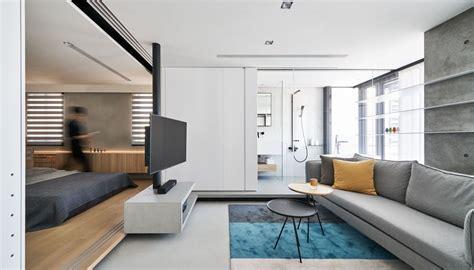 true open plan apartment   square meters square