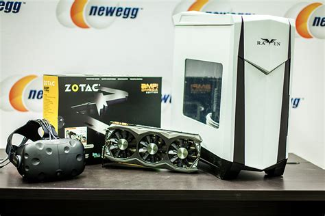 Vr Pc Can Your Pc Handle Reality Newegg