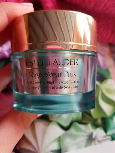 Estã E Lauder Nightwear Plus Anti Oxidant Detox Creme by Review Est 233 E Lauder Nightwear Plus Anti Oxidant
