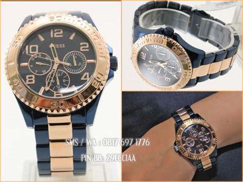 Jam Tangan Wanita Guess Mewah 6 promo jam tangan guess w0231l6 original