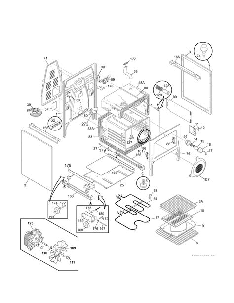 frigidaire stove parts diagram frigidaire pglef385cs2 electric range timer stove clocks