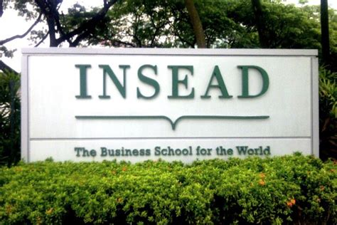 Ft Insead Top Mba World by Insead Opens 55m Leadership Development Centre In