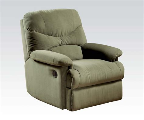 Microfiber Recliner by Recliner Chair Microfiber Plush