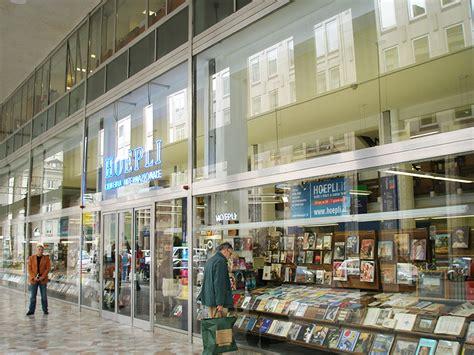 libreria internazionale hoepli libreria ulrico hoepli di