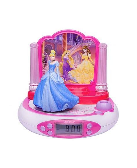 disney princess radio alarm clock projector  girls