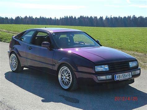 volkswagen corrado purple purple vw corrado vw water cooled pinterest