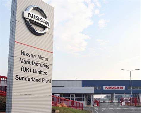 nissan manufacturing plants worldwide next nissan qashqai to be designed and built in britain