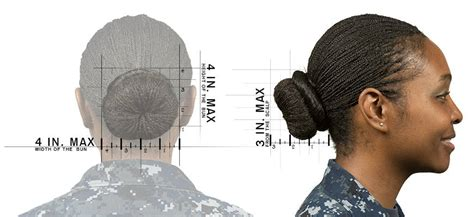 all hands navy hair regulations all hands department your career
