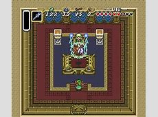 The Legend of Zelda: A Link to the Past/Agahnim's Tower ... Empty Room Escape Game