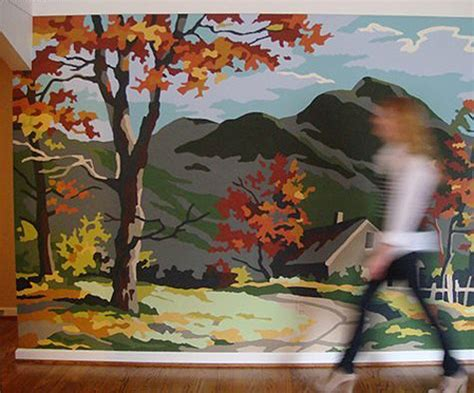 paint by numbers wall murals paint by numbers wall mural inspiration it lovely