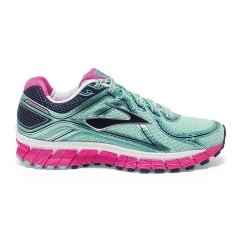 running shoes gts adrenaline gts 16 womens running shoes blue