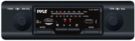 Amazing Retro Style Car Stereo #4: PLR14MPF.jpg