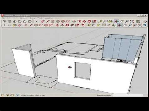 tutorial sketchup import dwg sketchup tutorial importing an autocad dwg file