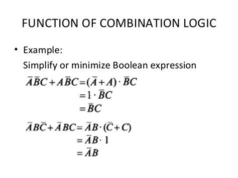 Digital design chap 3 C- Boolean Function Examples