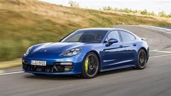 Porsche Panamera Turbo S 2018 Porsche Panamera Turbo S E Hybrid Review The Future