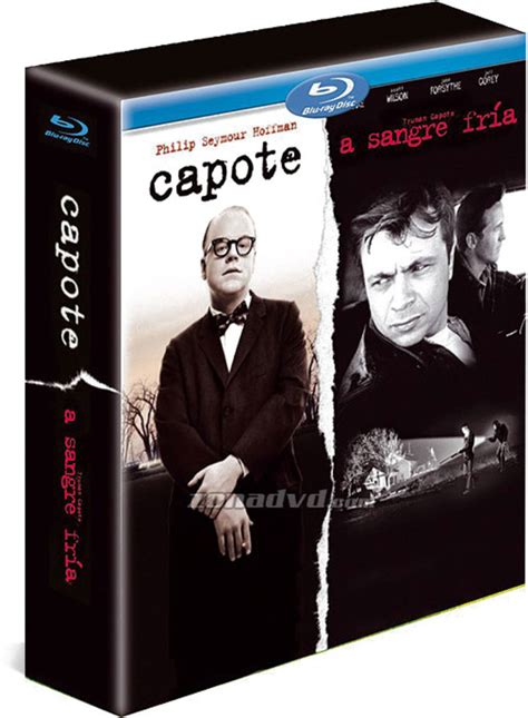 a sangre fria capote in cold blood
