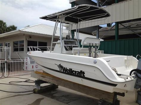 excel boat t top 2000 wellcraft fisherman powerboat for sale in florida