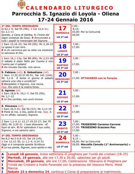 calendario liturgico catolico 2013 calendario liturgico 2016 newhairstylesformen2014 com