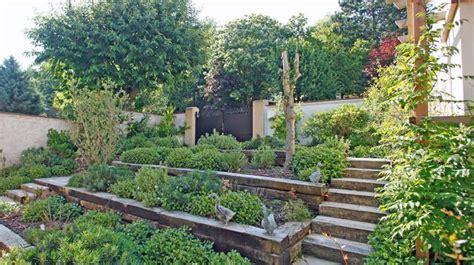 Jardins En Terrasse by Plaque Deco Exterieur Idee Deco Exterieur Maison Horenove