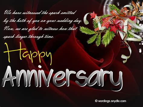 25th Anniversary Messages To by 25th Wedding Anniversary Wishes Messages And Wordings