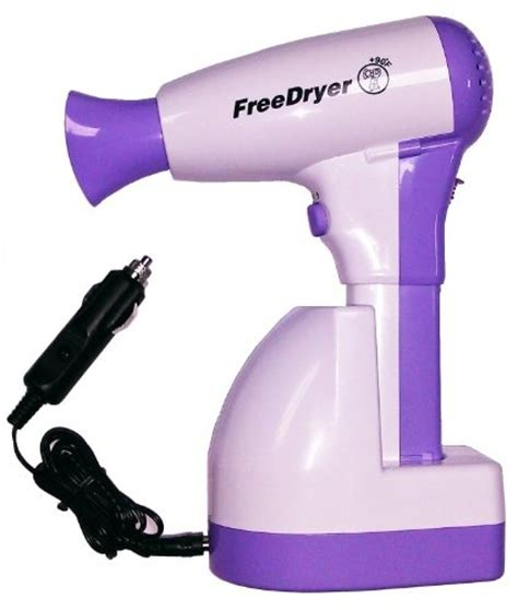 Rechargeable Hair Dryer pin by buildbetterbridges on recycle gifts