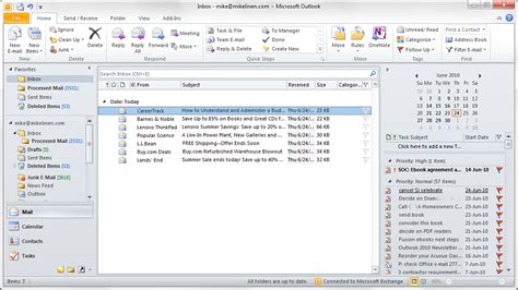 outlook email layout change outlook 2010 conversion guide