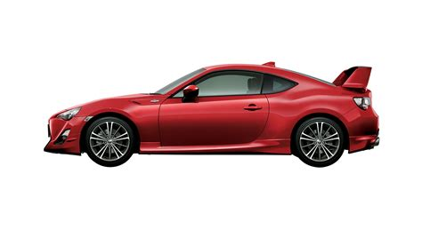toyota offers toyota offers gt 86 with a choice of aero kits in