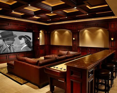 media rooms with small bar 17 best images about basement media room on pinterest