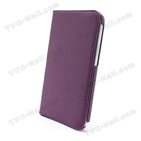 Rotary Leather For Samsung rotary litchi for samsung galaxy note 8 0 n5100 n5110
