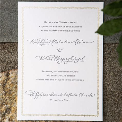 addressing common wedding invitation wording conundrums martha stewart weddings