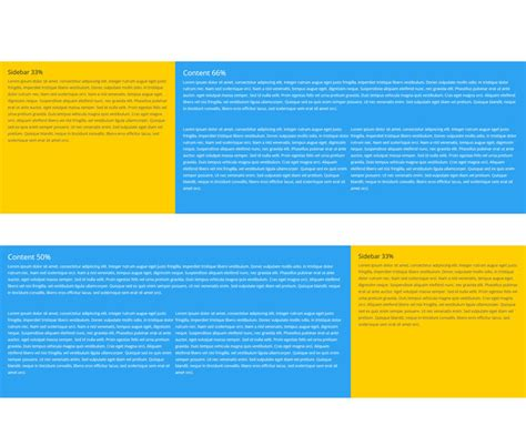 wordpress row layout full width full width row with colored columns layouts free divi