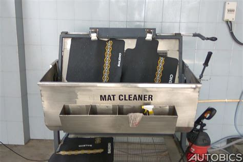 Mat Cleaning Service by Tour Of The Nexa Service Center In India At Gurgaon
