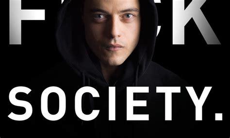 film hacker robot fuck society