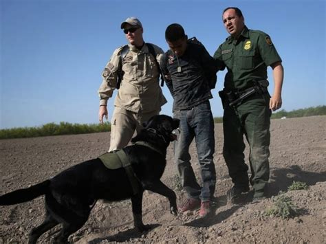 Entering Mexico With A Criminal Record Border Patrol Agents Stop 2 Deported Rapists From Re
