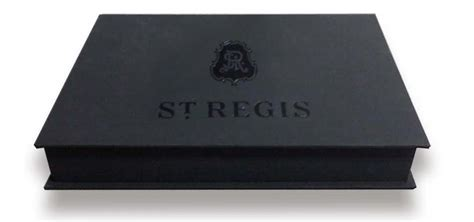 logo st for boxes st regis design box prototype by jean keil at