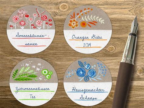 Etiketten Marmelade Thermomix by Die Besten 25 Marmeladenetiketten Ideen Auf