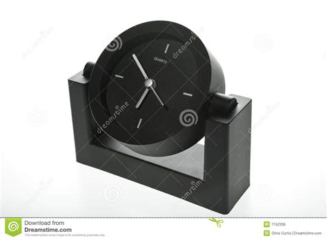 Office Desk Clocks Stylish Modern Office Desk Clock Royalty Free Stock Image Image 7152336