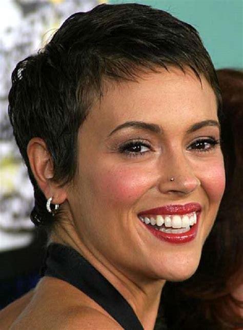short hairstyles  chemo hair loss