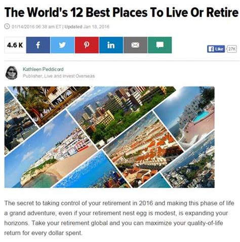 the world s 12 best places to live or retire in 2016 i migliori luoghi dove vivere abruzzo ai primi posti
