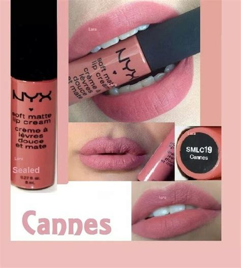 1 Lusin Lipstick Nyx nyx cannes makeup and drugstore