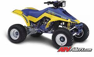 1987 Suzuki Quadzilla Suzuki Looks Back On 25 Years Of Atv Success