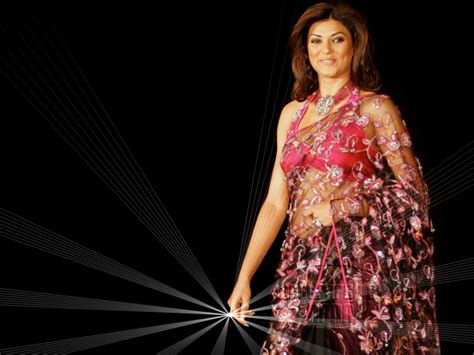 sushmita sen in saree 301 moved permanently