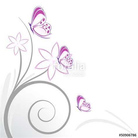fiori decorativi per torte quot sfondo decorazione fiori rosa e farfalline quot immagini e