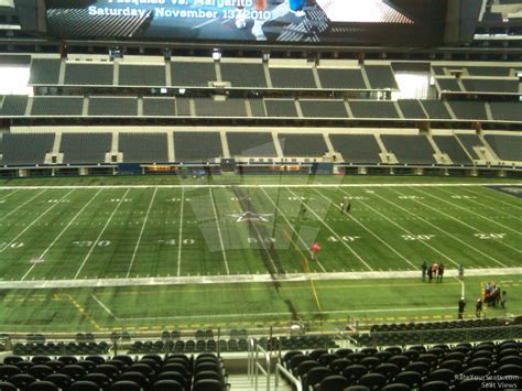 at t stadium sections at t stadium section c236 dallas cowboys rateyourseats com