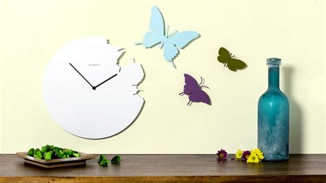 orologi da parete per soggiorno westwing orologi da parete moderni l ora della novit 224