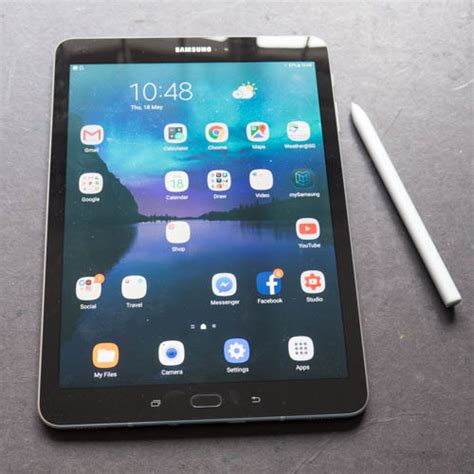 Samsung Tab A With S Pen artist review samsung galaxy tab s3 with s pen parka blogs