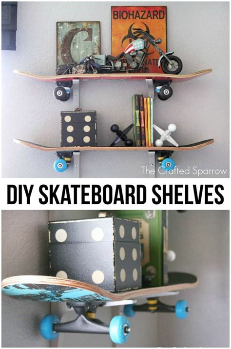 On The Shelf Ideas For Boys by 20 Cool Diy Shelf Ideas To Spruce Up Your Boy S Room Wall 2017