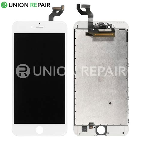 replacement for iphone 6s plus lcd screen and digitizer assembly white