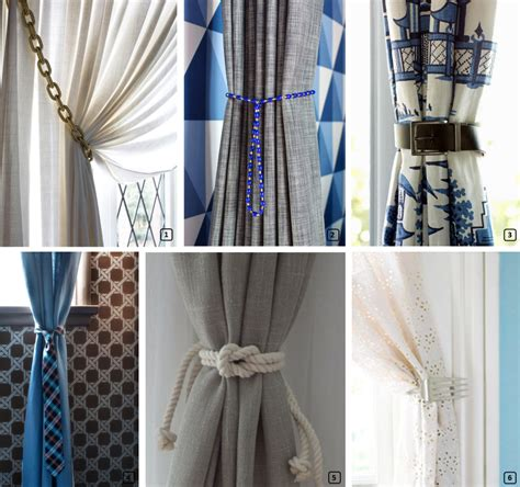 creative curtain hanging ideas 18 creative ideas for hanging curtains bnbstaging le blog