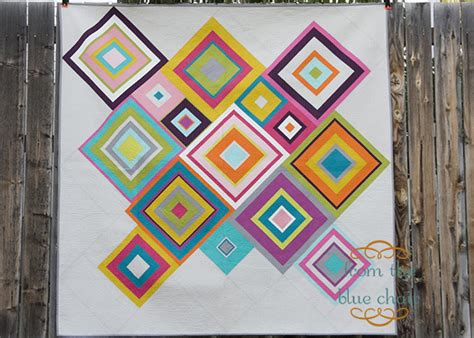 Quilts Unlimited by From The Blue Chair Modern Quilts Unlimited Premier Issue
